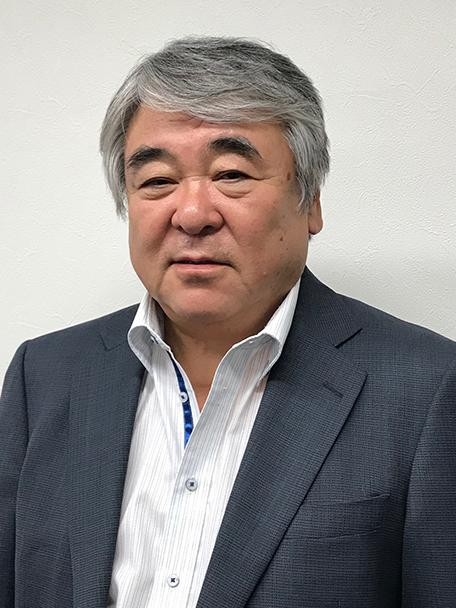 代表取締役社長 若松孝市